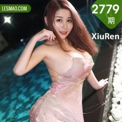 XiuRen 秀人 No.2779  美七 泳池巨乳礼裙