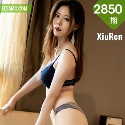XiuRen 秀人 No.2850  白茹雪 黄色职业装朦胧丝袜