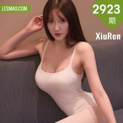 XiuRen 秀人 No.2923  A4纤细柔美腿 琳芮希