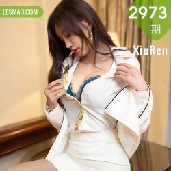 XiuRen 秀人 No.2973  职业装高跟 杨晨晨
