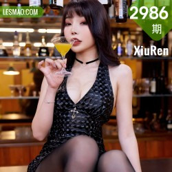 XiuRen 秀人 No.2986  妩媚台球女郎 芝芝