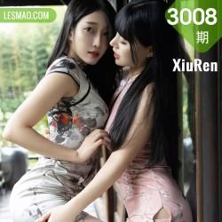 XiuRen 秀人 No.3008  模特合辑 朱可儿和玥儿