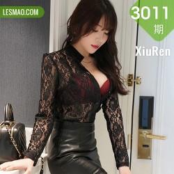 XiuRen 秀人 No.3011  偶遇女神 芝芝 黑丝高跟
