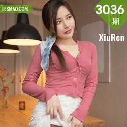 XiuRen 秀人 No.3036  邻居借水主题系列 鱼子酱fish