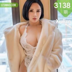XiuRen 秀人 No.3138  中欧混血 韩珊珊 魔鬼身材天使