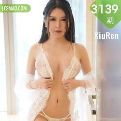 XiuRen 秀人 No.3139  透视新娘白纱 玉兔 主题写真