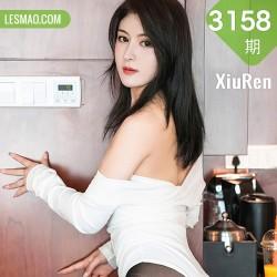 XiuRen 秀人 No.3158  璀灿 高挑新模特美女