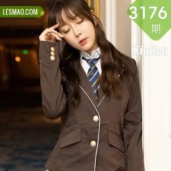 XiuRen 秀人 No.3176  同学的下午茶剧情上集 王雨纯