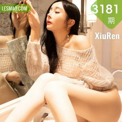 XiuRen 秀人 No.3181  网格毛衣丝袜系列 允爾 厦门旅拍写真