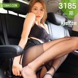 XiuRen 秀人 No.3185  商务车车拍主题  夏西CiCi 第二套写真