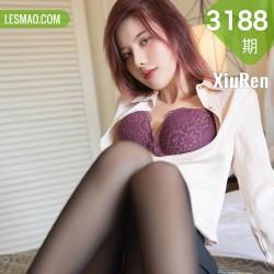 XiuRen 秀人 No.3188  客服经理主题写真 就是阿朱啊