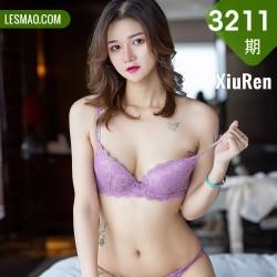 XiuRen 秀人 No.3211  纤纤细腿妩媚动人 芷萱mimi 新人模特