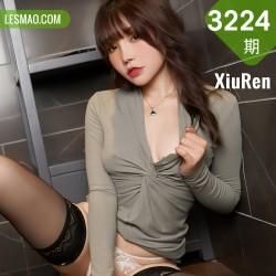 XiuRen 秀人 No.3224  浴室视觉体验 芝芝Booty