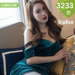XiuRen 秀人 No.3233 蕾丝礼裙  Egg_尤妮丝 厦门旅拍写真
