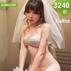 XiuRen 秀人 No.3248  唯美婚纱主题系列 芝芝Booty 性感写真