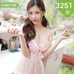 XiuRen 秀人 No.3251 居家女友厨娘  尹甜甜 视觉体验