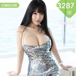 XiuRen 秀人 No.3287  闪亮吊裙 朱可儿Flower 三亚旅拍