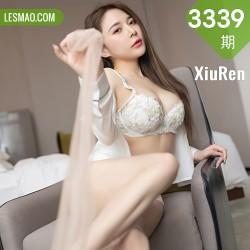 XiuRen 秀人 No.3339   实习律师即将转正 鱼子酱Fish 成都旅拍...