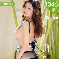 XiuRen 秀人 No.3346  女仆制服剧情系列  张雨萌 江浙沪旅拍写真