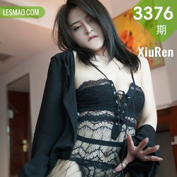 XiuRen 秀人 No.3376  束腰服饰与魅惑网袜 璀灿 性感写真