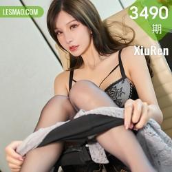 XiuRen 秀人 No.3490  蕾丝内衣 周于希Sandy 杭州心愿旅拍写真