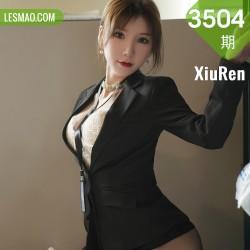 XiuRen 秀人 No.3504 办公室职员  周于希剧情主题写真