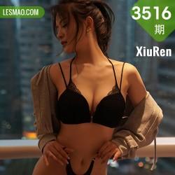 XiuRen 秀人 No.3516  紧身服饰与高难度动作 璀灿 性感写真