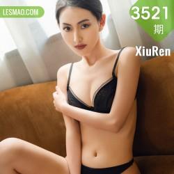 XiuRen 秀人 No.3521 陈舒宇 翘臀美腿嫩模