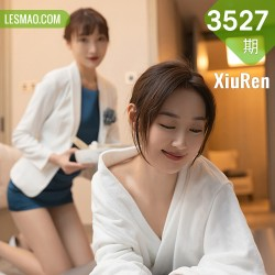 XiuRen 秀人 No.3527  唐安琪与陆萱萱酒店SPA系列 最新一期模...