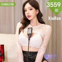 XiuRen 秀人 No.3559 调教师剧情主题 周于希Sandy 杭州心愿旅拍写真11