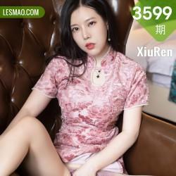 XiuRen 秀人 No.3599 典韵味旗袍 白茹雪 性感写真