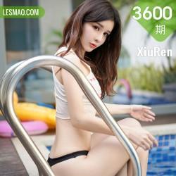 XiuRen 秀人 No.3600 室外泳池主题 张雨萌 江浙沪旅拍