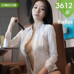 XiuRen 秀人 No.3612 基金经理主题写真 安然Maleah 职业装OL 1