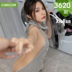 XiuRen 秀人 No.3620 洗衣机维修主题 鱼子酱Fish 性感写真111