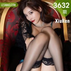 XiuRen 秀人 No.3632 镂空蕾丝吊袜 杨晨晨Yome 私房写真11