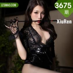 XiuRen 秀人 No.3675 清池温泉水 芝芝Booty 性感写真111