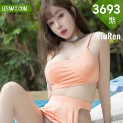 XiuRen 秀人 No.3693 户外泳池 王雨纯 西双版纳旅拍