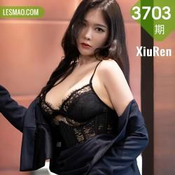 XiuRen 秀人 No.3703 职业装 娜比 性感写真33