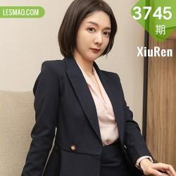 XiuRen 秀人 No.3745 保险销售主题 Angela小热巴 性感写真33