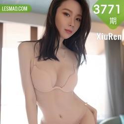 XiuRen 秀人 No.3771 肉色内衣 梦心月 江浙沪旅拍1
