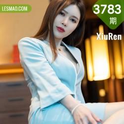 XiuRen 秀人 No.3783 职业装系列 吴雪瑶 性感写真111