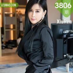 XiuRen 秀人 No.3806 新人模特 闫璐璐 首套写真