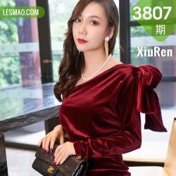 XiuRen 秀人 No.3807 华丽的礼裙 艾静香 大理旅拍