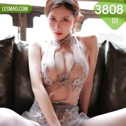 XiuRen 秀人 No.3808 镂空情趣内衣 尹甜甜 性感写真