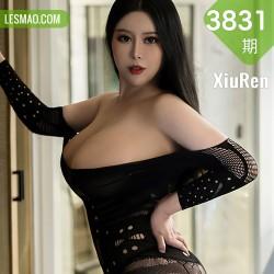 XiuRen 秀人 No.3831 巨乳魅惑爆乳 戴渃欣 最新性感写真
