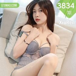 XiuRen 秀人 No.3834 束腰镂空  明日花桃桃 澳门旅拍