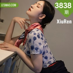 XiuRen 秀人 No.3838 空姐制服 沈梦瑶 性感写真22