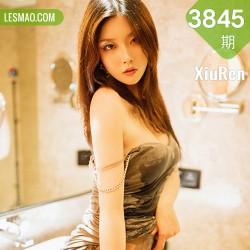 XiuRen 秀人 No.3845 端庄吊裙 刘艾琳Allen 性感写真