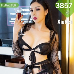XiuRen 秀人 No.3857 镂空蕾丝 田冰冰 三亚旅拍3