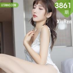 XiuRen 秀人 No.3861 居家睡衣主题 陆萱萱 性感写真11